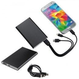 Power bank 4000 mAh LIETO kolor czarny