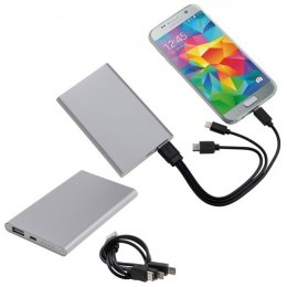 Power bank 4000 mAh LIETO kolor szary